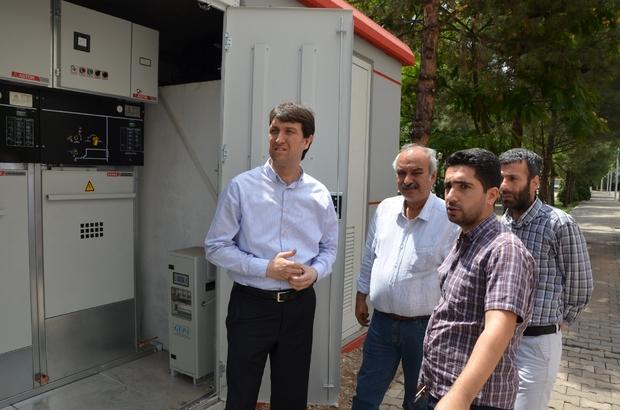 Dicle Elektrik'ten Kayapınar'da 14,3 milyon liralık yatırım