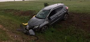 AK Partili Belediye Başkanı kaza yaptı