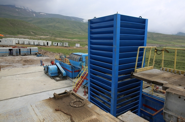 Erciyes'te termal için sondaj başlıyor