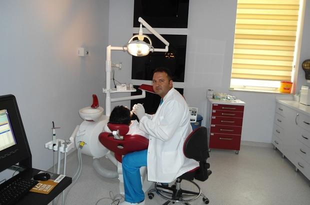 ADSM'de Ağız Diş ve Çene Cerrahisi Uzmanı göreve başladı