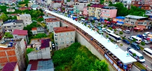 """Tok: """"İlkadım'daki dönüşüm şehre değer katacak"""""""