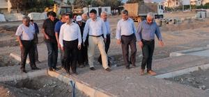 Başkan Türel, Beykonak Sahil Projesini inceledi