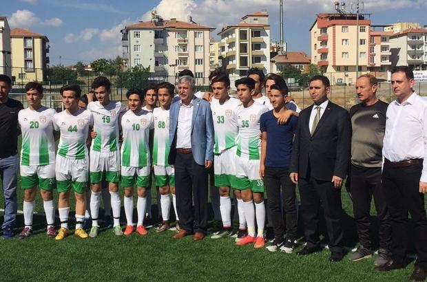 23.Yeşilyurt Kültür, Kiraz ve Spor Festivali futbol müsabakaları başladı