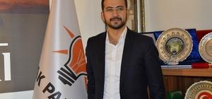 AK Parti İl Başkanı Tanrıver Kadir Gecesi mesajı yayımladı