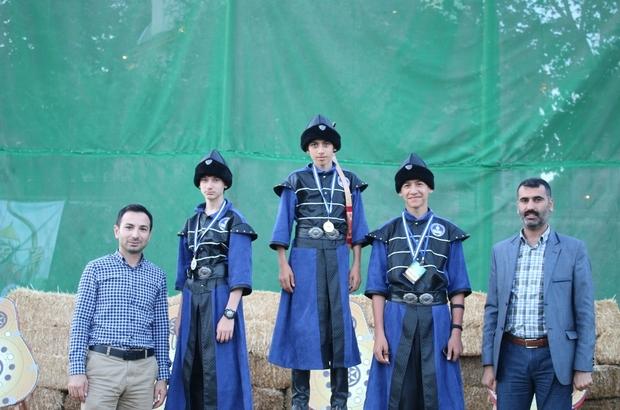 Geleneksel okçular Gazi Süleyman Paşa Kupasında buluştu