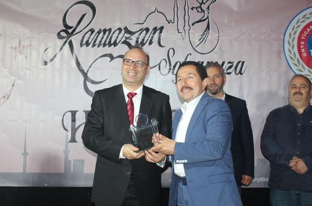 """Vali Balkanlıoğlu: """"Ordu'daki OSB'ler için 80 milyon lira kaynak ayrıldı"""""""
