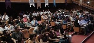 Kızıltepe Devlet Hastanesi personeline işaret dili eğitimi