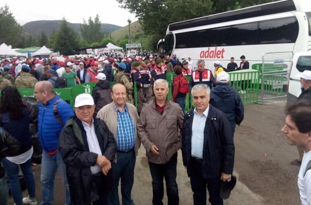 Aydın'ın üç belediye başkanından Kılıçdaroğlu'nun yürüyüşüne destek
