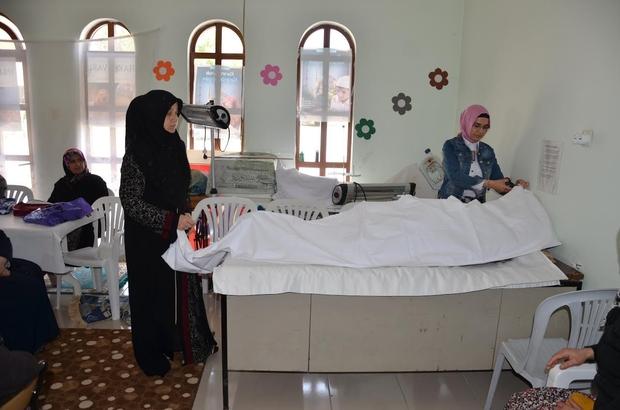 Mezarlıklar Müdürlüğü tarafından cenaze yıkanması ve defin işlemleri eğitimi verildi
