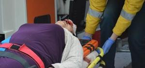 Pınarbaşı yolunda kaza: 1 ölü