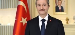 Başkan Tahmazoğlu, kadir gecesini kutladı