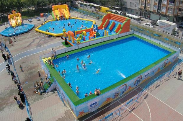 Sultangazi Belediyesi'nden yaz etkinlikleri