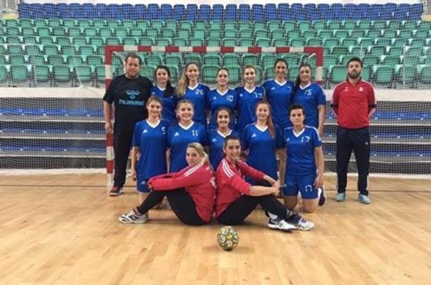 Marmaraereğlisi Belediyespor Bayan Hentbol takımından büyük başarı