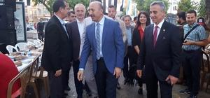 Sultangazi Belediye Başkanı Altunay, memleketi Edirne'de 5 ilçede iftar verdi