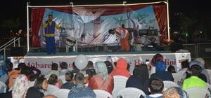 Tatvan'da Ramazan şenliği