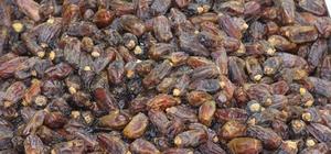 Ramazan ayındaki hurma satışları esnafı memnun etmedi