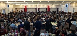 Aslanapa Kaymakamlığından bin 500 kişiye iftar