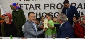 Kütahya'da 32 aile 42 çocuğa kucak açtı