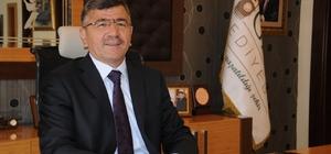 Niğde Belediye Başkanı Faruk Akdoğan'dan Kadir Gecesi Mesajı