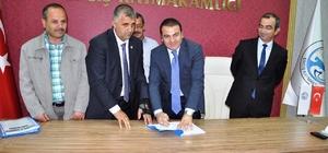 Erciş Belediyesi'nde toplu iş sözleşmesi