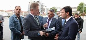 Sivas'ta 13 bin 480 kişi istihdam edildi