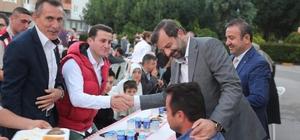 Gürsu'da şehit ve gazi ailelerine iftar