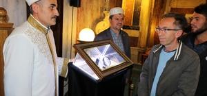 Yozgat'ta Sakal-ı Şerif'e vatandaşlar yoğun ilgi gösterdi