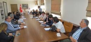 Uyuşturucu ile mücadele koordinasyon kurulu toplandı
