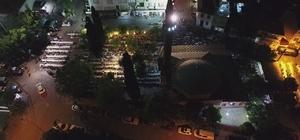 Akhisar'da Kadir Gecesine Büyük İlgi