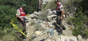 Datça'da buldukları tarihi eseri satmaya çalışan 3 şüpheli yakalandı