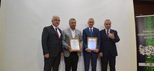 Başkan Pınarbaşı, Urfa fıstığının coğrafi işaret belgesini alacak