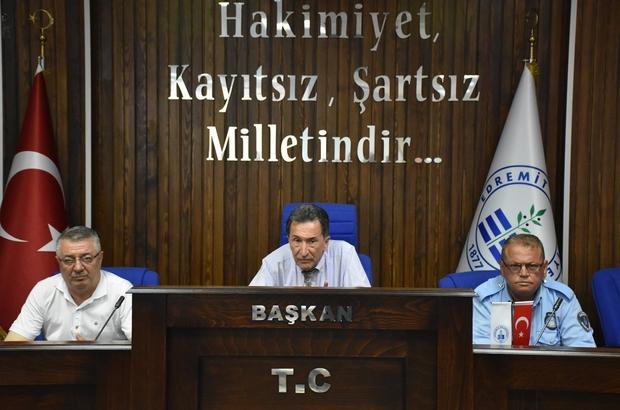 Edremit Zabıta'dan sezon öncesi değerlendirme toplantısı