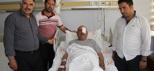 VEAH'ta ilk kornea ameliyatları yapıldı