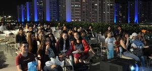 İzmirli için açık hava sineması keyfi başladı