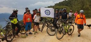 Büyükşehir 'Gel ve Keşfet Bisiklet Turları' devam ediyor