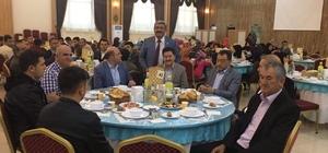 Altıntaş'ta Kur'an Kursu öğrencileriyle iftar