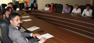 Van'da 'Özel Sağlık Kuruluşları ve Tıp Merkezleri' değerlendirme toplantısı