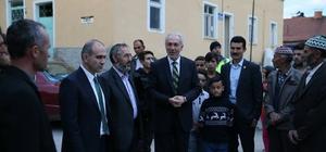 Başkan Kamil Saraçoğlu: İftar sofralarımızı güzelleştiren tüm hemşehrilerime teşekkür ediyorum