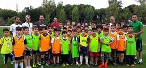 Nazilli Belediyespor yaz futbol okulları başladı