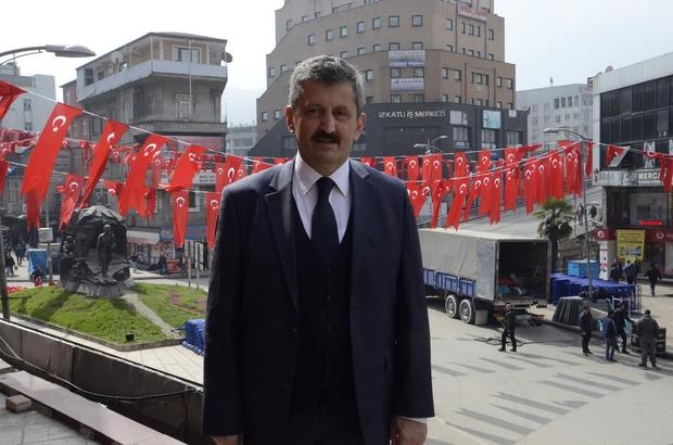 Tosun, Zonguldaklıları bayramlaşmaya davet etti