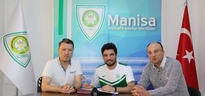 Manisa BBSK transferde hız kesmiyor