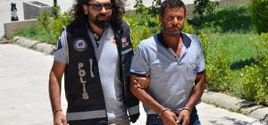 Milas'ta yakalanan uyuşturucu taciri tutuklandı