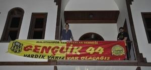Malatyaspor Gençlik 44 Taraftarlar Derneğinden İftar