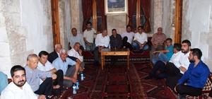 Vali Erin  il genel meclis üyeleriyle bir araya geldi