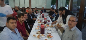 Köseköy'de iftar buluşması