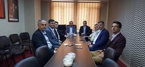 AK Partili belediye başkanları bir araya geldi