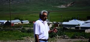 Muhtar Akman'dan Tuşba Belediyesine teşekkür