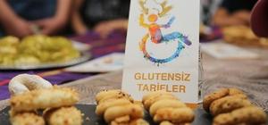 Büyükşehir'den Çölyak hastalarına glutensiz kurabiye
