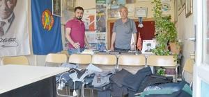 Besni ilçesinde 50 aileye yardım yapıldı