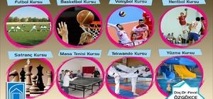 Tuşba Belediyesinden yaz kursları
